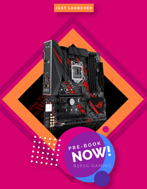 Buy Asus ROG Strix B360-G Gaming at Best Price In India
