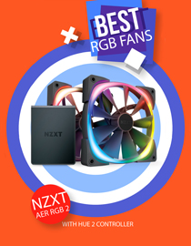 Buy NZXT AER RGB 2 Fans at Best Price In India