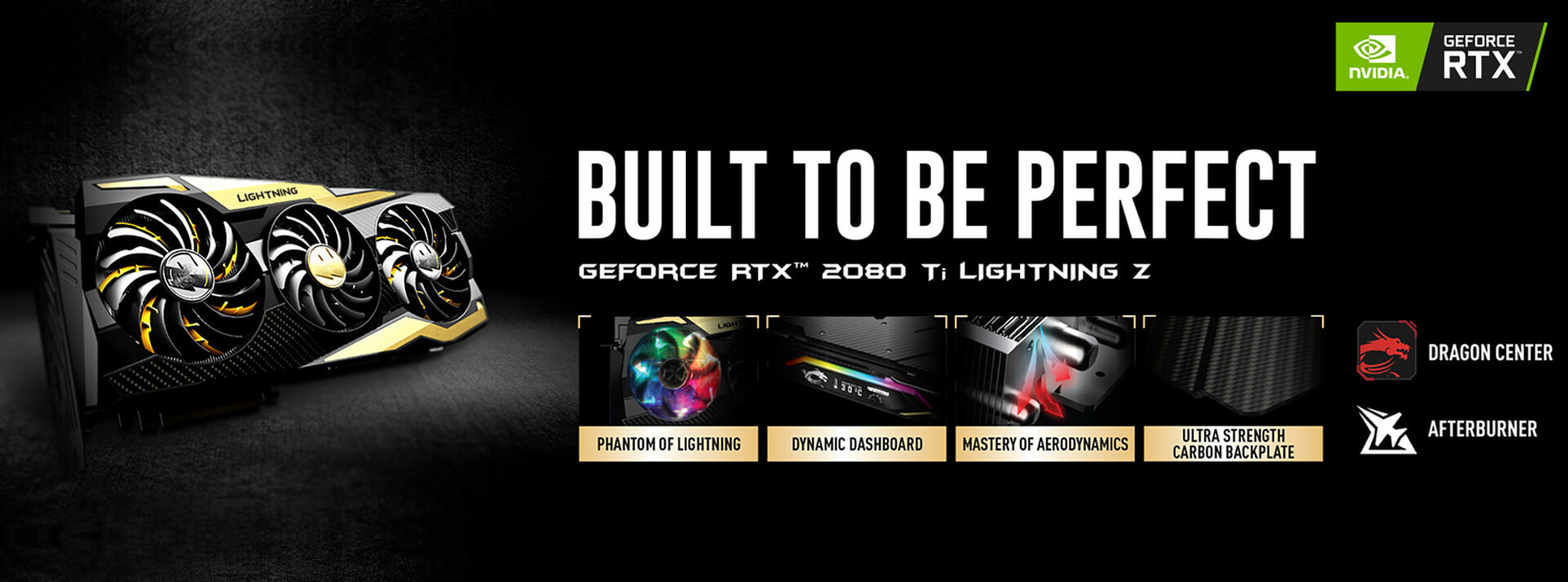 Buy MSI RTX 2080 Ti Lighting Z at Lowest Price in India - Mdcomputers.in