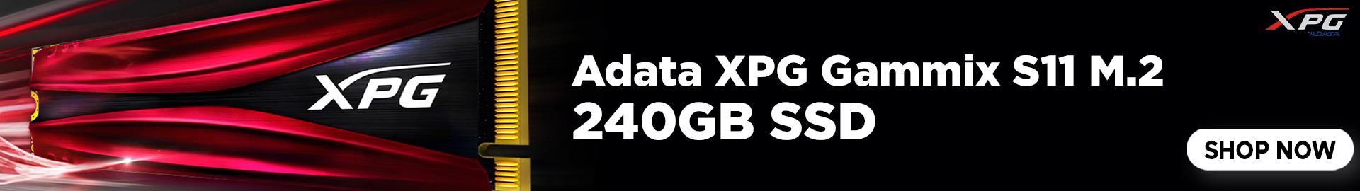 Adata Gammix S11 240GB M.2