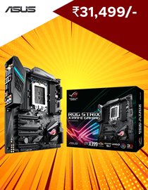 Buy Asus X399-E Gaming at Lowest Price in India.