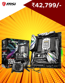 Buy Msi X399 Creation at Lowest Price In India