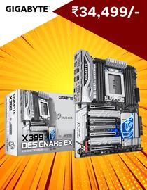 Buy Gigabyte X399 Designare EX at Lowest Price In India