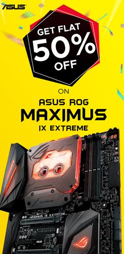 Buy Asus Maximus IX Extreme at Lowest Price in India