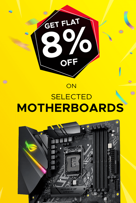 Buy Motherboards at Lowest Price in India