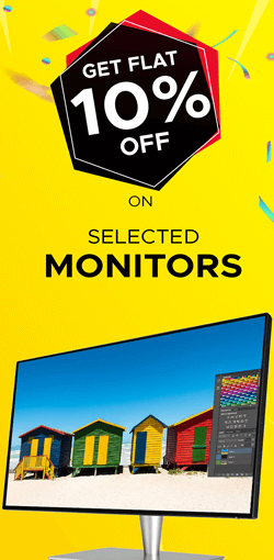 Buy Monitors at Lowest Price in India