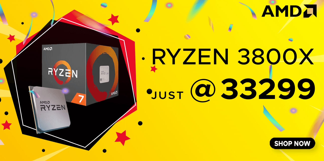 Buy AMD Ryzen 7 3800X at Lowest Price in India