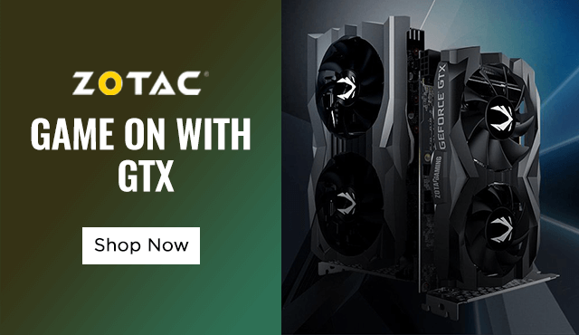 Buy Zotac Game On With GTX at Best Price In India