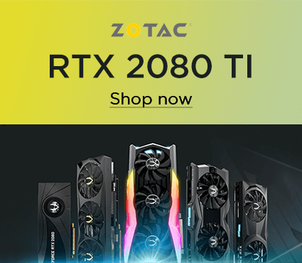 Buy Zotac RTX 2080 TI at Best Price In India