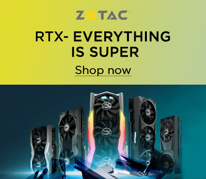 Buy Zotac RTX Super Series at Best Price In India
