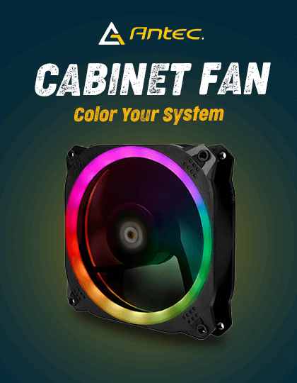 Buy Antec Cabinet Fans at Best Price in India