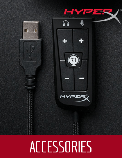 Buy HyperX Accesories at Best Price In India