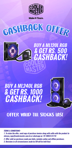 Buy Cooler Master Products at Best Price in India