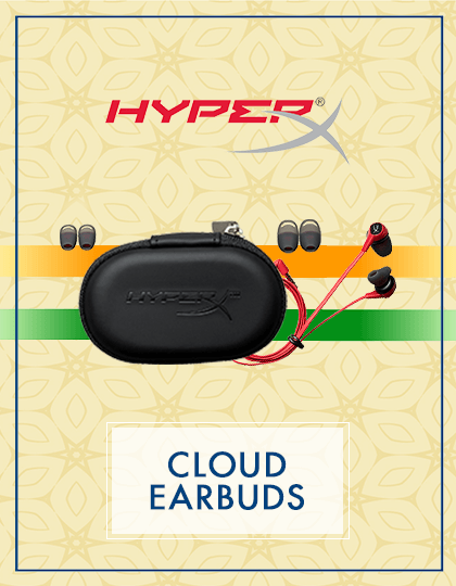 Buy Hyperx Earbuds at Best Price in India