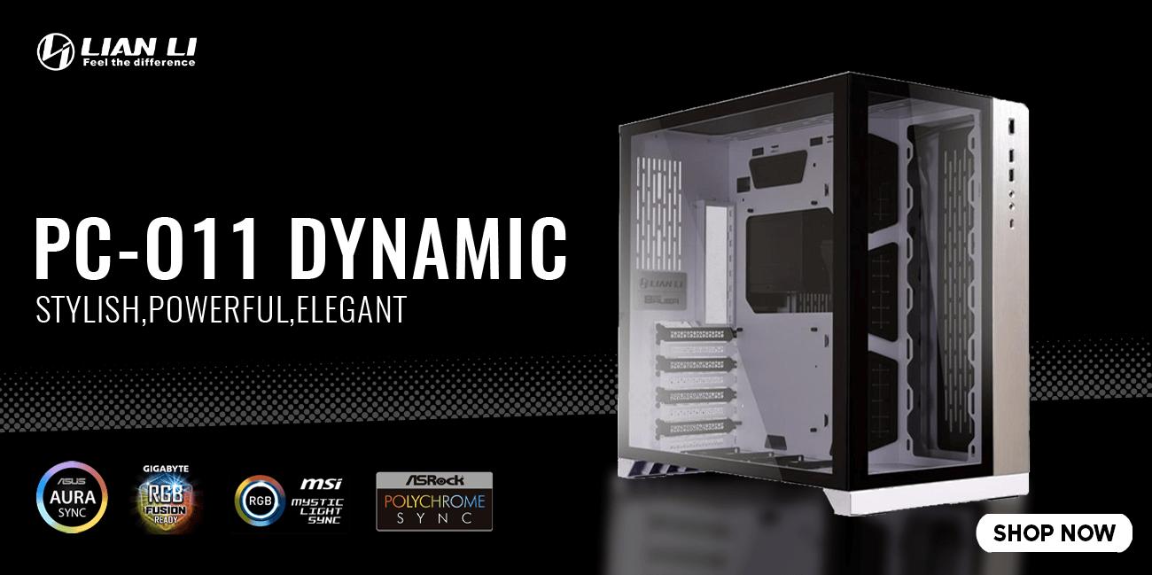 Buy Lian Li PC-O11 Dynamic at Best Price In India