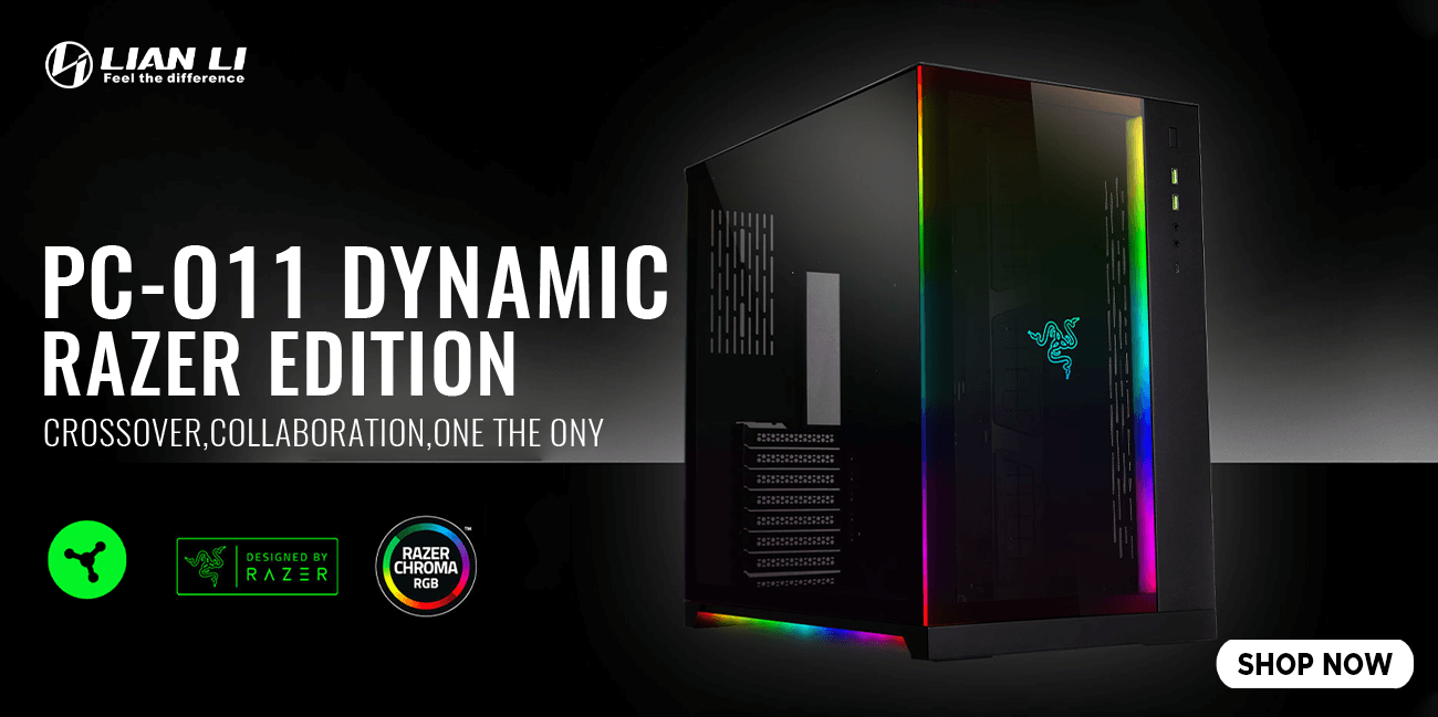 Buy Lian Li PC O11 Dynamic Razer Edition at Best Price In India
