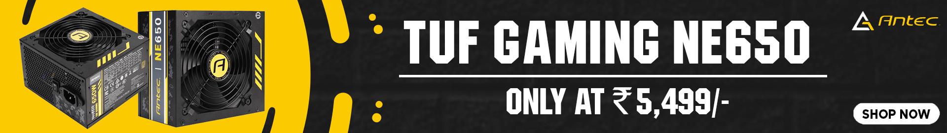 Buy Antec Tuf Gaming NE650 at Best Price In India