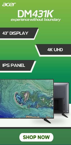 Acer 4K UHD DM431K