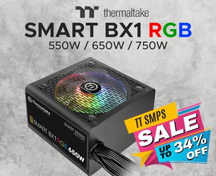 Thermaltake Smart BX1 RGB SMPS