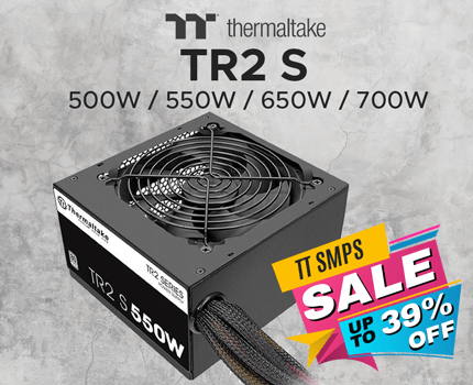 Thermaltake TR2S SMPS