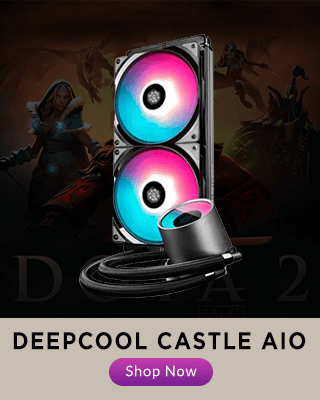 Buy Deepcool Castle AIO at Best Price In India