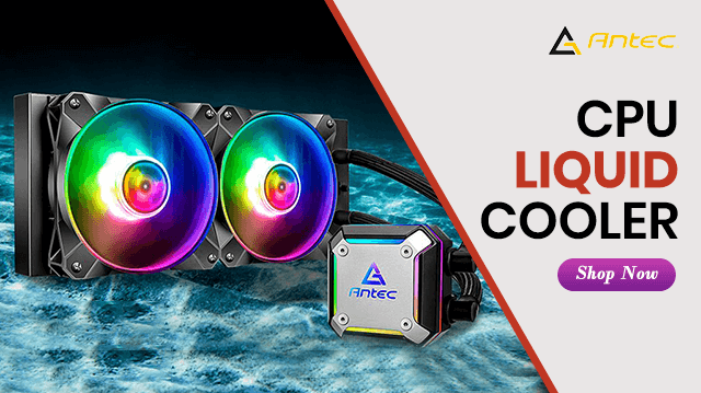Antec CPU Liquid Cooler
