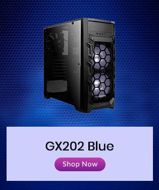 Antec GX202 Blue