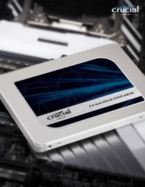Buy Crucial SSD at Best Price in India