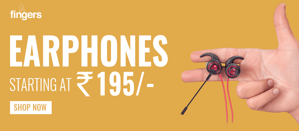 Buy Fingers Earphone at Best Price In India