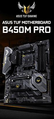 Asus TUF B450M Pro Gaming