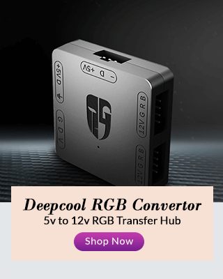 Buy Deepcool GamerStorm RGB Convertor at Best Price In India