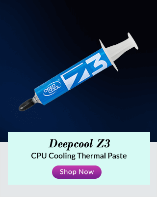Buy Deepcool Z3 at Best Price In India