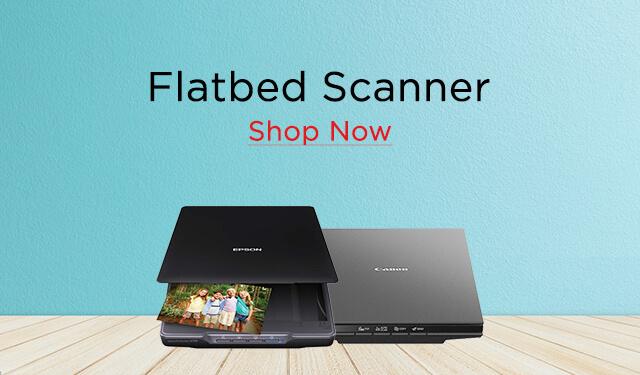 Flatbed Scanner