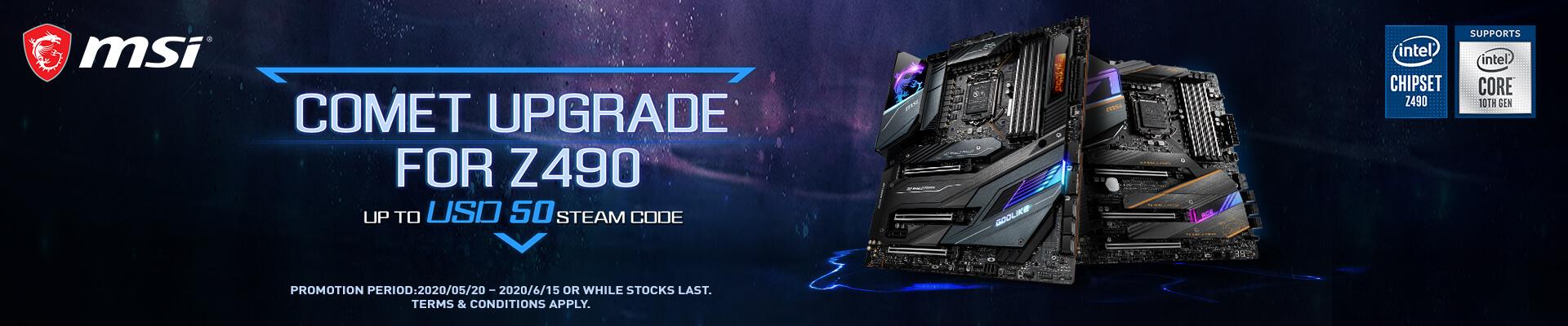 Buy MSI Z490 MOTHERBOARDS at Best Price In India