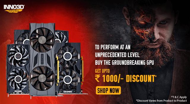 Inno3d GPU Offer