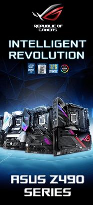 Asus Z490 Chipset Motherboard
