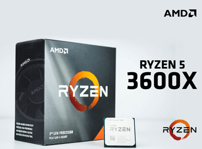 AMD Ryzen 3600X