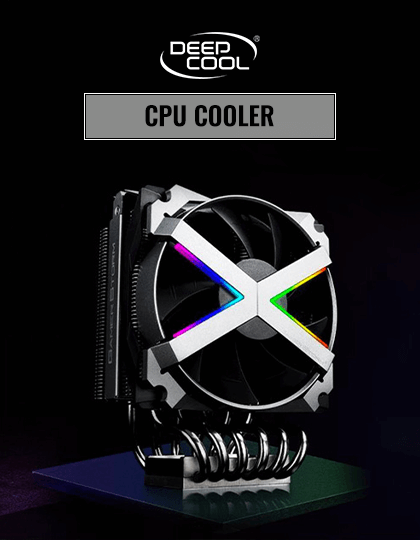 Buy Deepcool CPU Cooler at Best Price in India