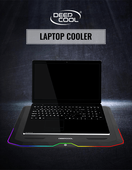 Buy Deepcool Laptop Cooler at Best Price in India