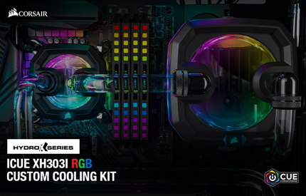 Corsair Hydro X iCUE XH303i RGB Custom Cooling Kit