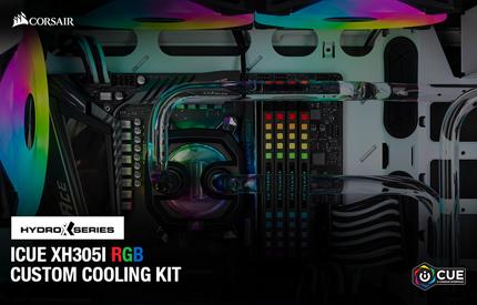 Corsair Hydro X iCUE XH305i RGB Custom Cooling Kit