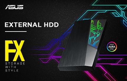 Asus External HDD