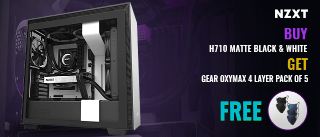Nzxt H710 Cabinet