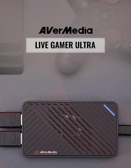 Buy AVerMedia Live Gamer ULTRA at Best Price In India