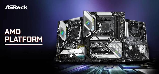 Asrock AMD Platform