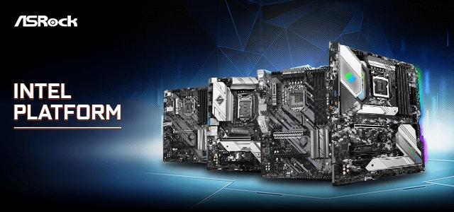 Asrock Intel Platform