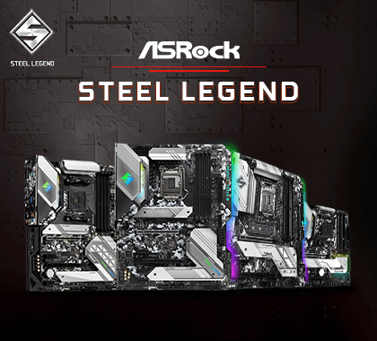 Asrock Steel Legend