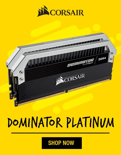 Buy Corsair Dominator Platinum at Best Price in India.