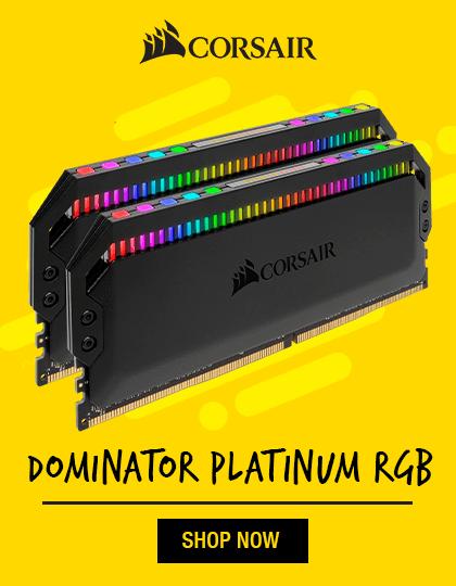 Buy Corsair Dominator Platinum RGB at Best Price in India