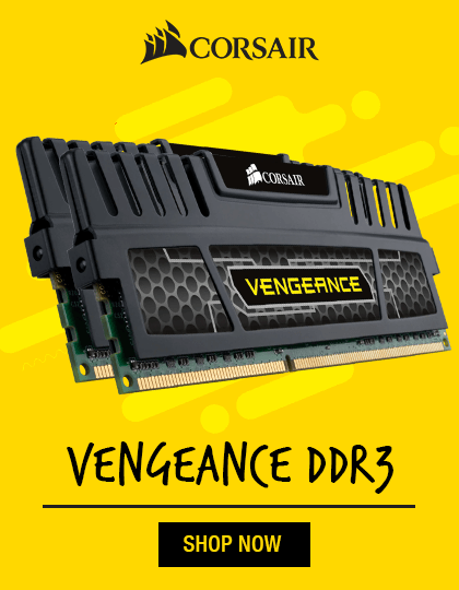Buy Corsair Vengeance DDR3 at Best Price In India